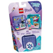 LEGO Friends - Cubo de Brincar da Stephanie LEGO DO BRASIL -