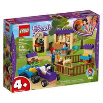LEGO Friends - Estábulo e Potro da Mia - 41361 -