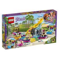 LEGO Friends - Festa na Piscina da Andrea - 41374 -