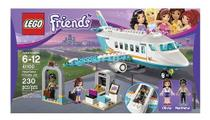 Lego Friends Heartlake Private Jet Building Kit - 41100 - Mga
