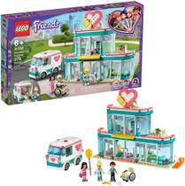 Lego Friends - Hospital de Heartlake City 379 Peças - 41394 -