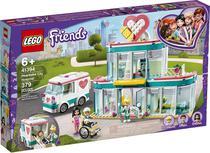 Lego friends hospital de hesrtlake city 41394 -