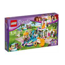 Lego friends lago de verao heartlake 41313 -