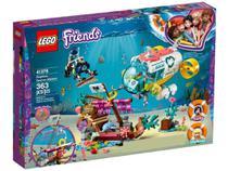 LEGO Friends Missão de Resgate de Golfinhos - 363 Peças 41378
