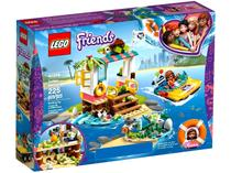 LEGO Friends Missão de Resgate de Tartarugas - 225 Peças 41376