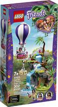 Lego Friends - O Balão de Ar Quente na Selva - 41423 -