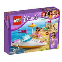 Lego Friends - O Barco de Corrida da Olivia - 3937 -
