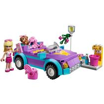LEGO Friends - O Carro Conversível da Stephanie - 3183 -