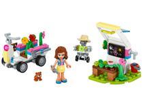 LEGO Friends O Jardim de Flores da Olívia 92 Peças - 41425