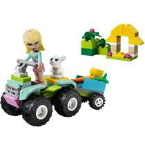 LEGO Friends - O Jipe da Stephanie - 3935 -