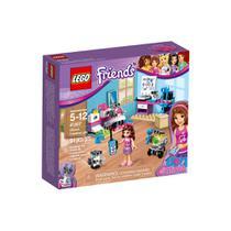 Lego Friends - O Laboratório Criativo da Olivia - 41307 -