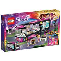 Lego Friends - O Ônibus de Turnê da Pop Star - 41106 -