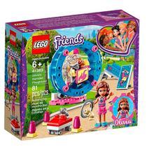 Lego Friends - O Playground Hamster da Oliva - 41383 -