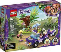 Lego Friends O Resgate na Selva do Bebe Elefante - Lego 41421 -