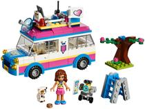 LEGO Friends O Veículo de Missões da Olivia - 223 Peças 41333