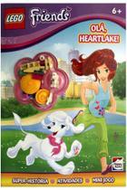 Lego friends: olá, heartlake! - Happy Books