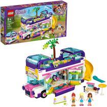 Lego Friends - Onibus Da Amizade Com 778 Peças - 41395 -