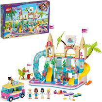 Lego Friends Parque Aquático Diversão De Verão 41430 Novo -