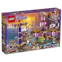 LEGO Friends - Parque de Diversões no Cais Heartlake - 41375 -