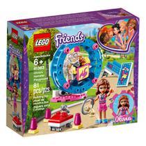LEGO Friends - Playground do Hamster da Olivia - 41383 -