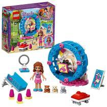 Lego Friends Playground Hamster da Olivia 41383 -