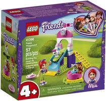 Lego friends playground para cachorrinhos 41396 -