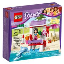 Lego Friends - Posto Guarda Vidas da Emma - 41028 -