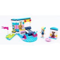 Lego Friends - Quarto da Stephanie -