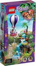 LEGO Friends - Resgate do Tigre na Selva com Balão 41423 -