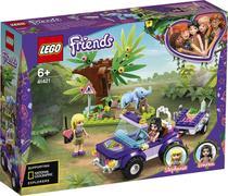 Lego friends resgate na selva do filhote de elefante 41421 -
