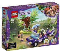 LEGO Friends - Resgate na Selva do Filhote de Elefante -Lego -