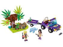LEGO Friends Resgate na Selva Filhote Elefante - 203 Peças 41421