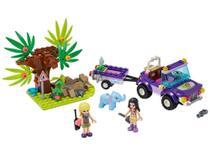 LEGO Friends Resgate na Selva Filhote Elefante - 203 Peças 41421 -