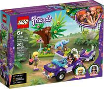 Lego Friends Resgate Selva do Filhote de Elefante Lego 41421 -