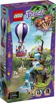 Lego friends tiger hot air balloon jungle rescue 41423 -