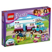 Lego Friends - Trailer Veterinário de Cavalos - 41125 -