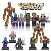 Lego Guardiões Da Galáxia Marvel Big Groot Vingadores - Sy