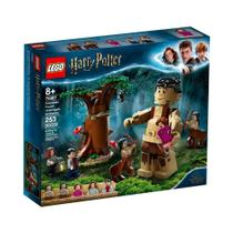 LEGO Harry Potter - A Floresta Proibida - O Encontro de Grope e Umbridge - Lego -
