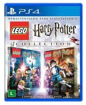 Lego Harry Potter Collection - PS4 Mídia Física - Wb Games