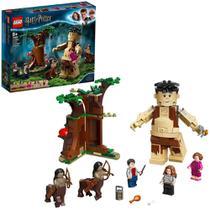 Lego Harry Potter Floresta Proibida Encontro De Grope 75967 -