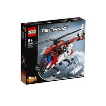 Lego Helicoptero Do Salvamento 42092 -