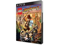 LEGO Indiana Jones 2: The Adventure Continues - para PS3 - LucasArts