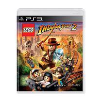 LEGO Indiana Jones 2: The Adventure Continues - PS3 - Lucasarts