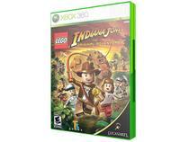 LEGO Indiana Jones: The Original Adventures - para Xbox 360 - LucasArts