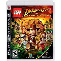Lego Indiana Jones: The Original Adventures - Ps3 - Lucasarts