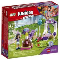LEGO  Juniors - 10748 - A Festa dos Animais de Estimação da Emma -