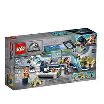 Lego Jurassic World 75939 - Laboratório do Dr. Wu: A Fuga dos Dinossauros Bebês -