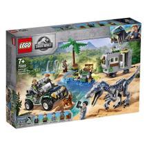 LEGO Jurassic World - Caça ao Tesouro - 75935 -