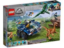 LEGO Jurassic World - Fuga de Gallimimus e Pteranodonte 391 Peças 75940 -