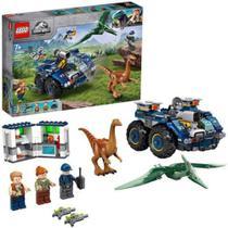 Lego Jurassic World Fuga de Gallimimus e Pteranodonte- 75940 -